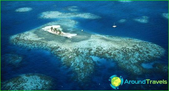 Острови Белиз