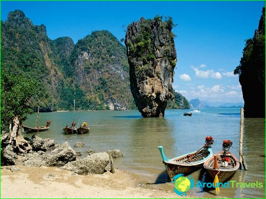 Провинции на Тайланд