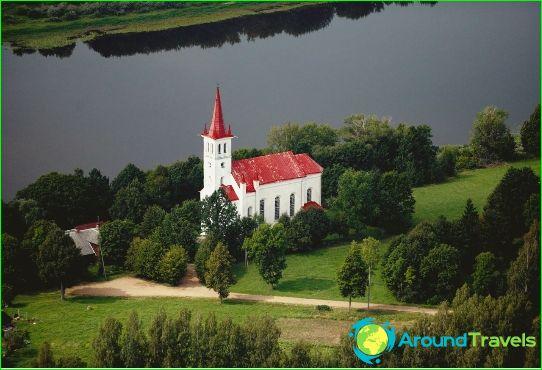 Vakantie in Letland in mei