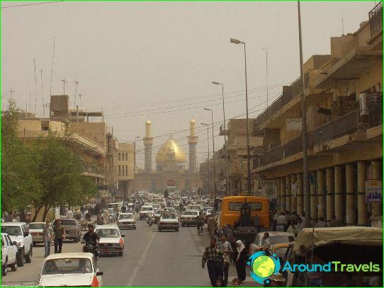 Provincies van Irak
