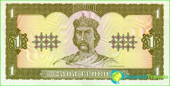 Valuta in Oekraïne