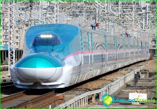 Kuljetus Japanissa