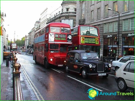 النقل في المملكة المتحدة