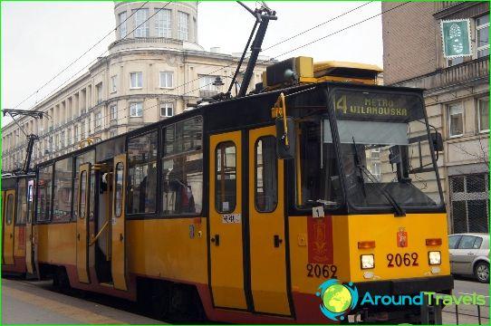 النقل في بولندا