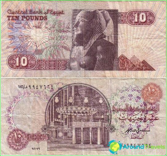 العملة في مصر