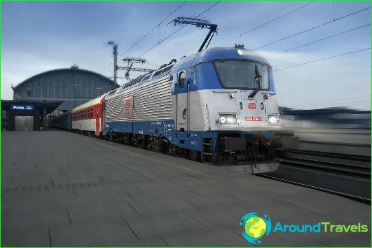 Transport in Tsjechië