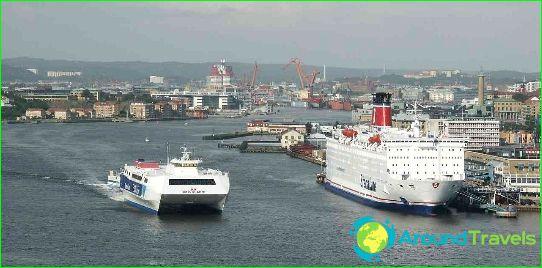 Kuljetus Ruotsissa