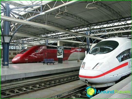 Transport in België