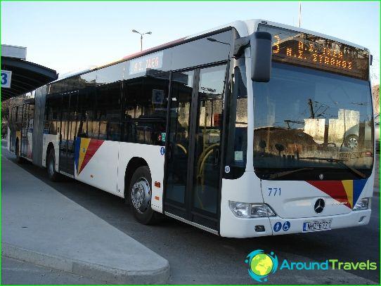 النقل في اليونان