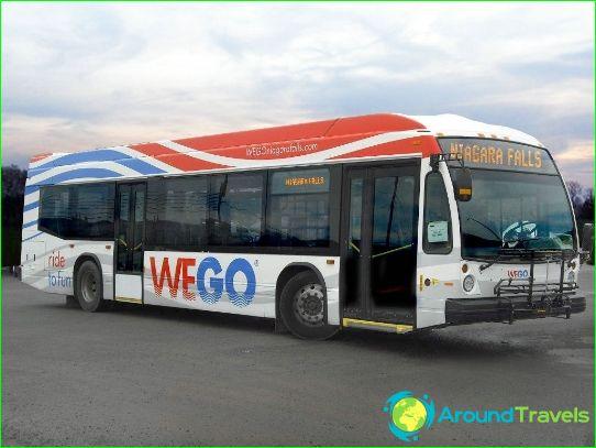 Transport in Canada