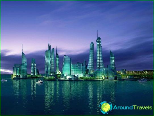 Bahrein eiland