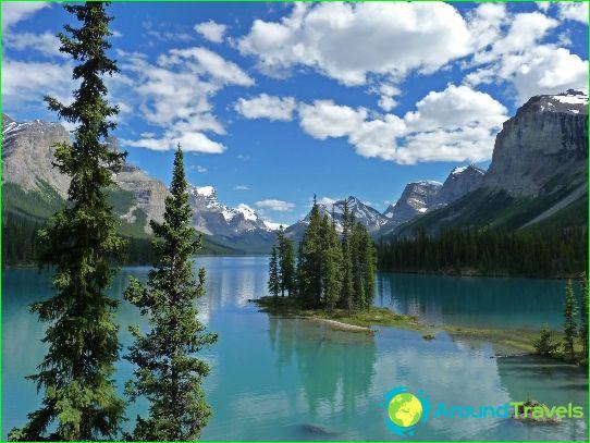 Kanadan saaret