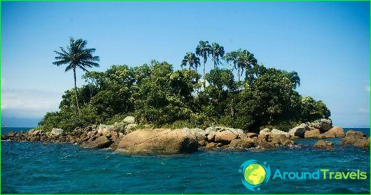 Brasilian saaret