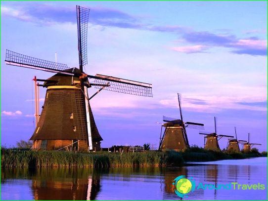 Eilanden van Nederland