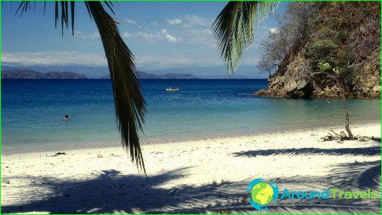 Costa Rica-eilanden