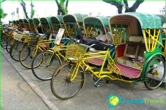 Transport in China