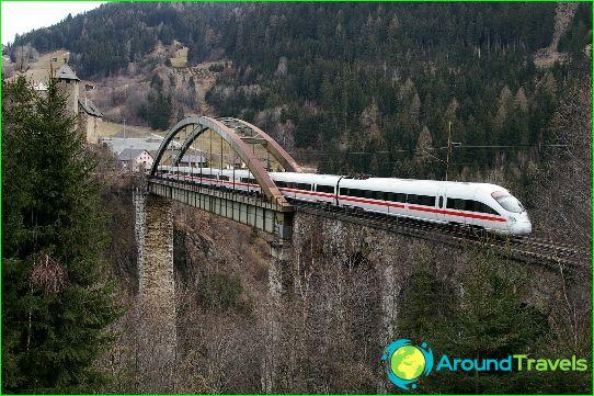 Transport in Oostenrijk