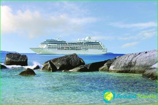 Cruises in Zuid-Amerika