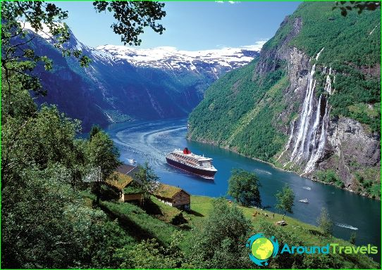 Scandinavische cruises