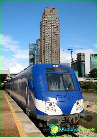 النقل في إسرائيل