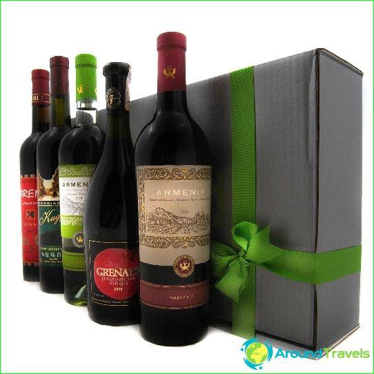 Wijnen van Armenië