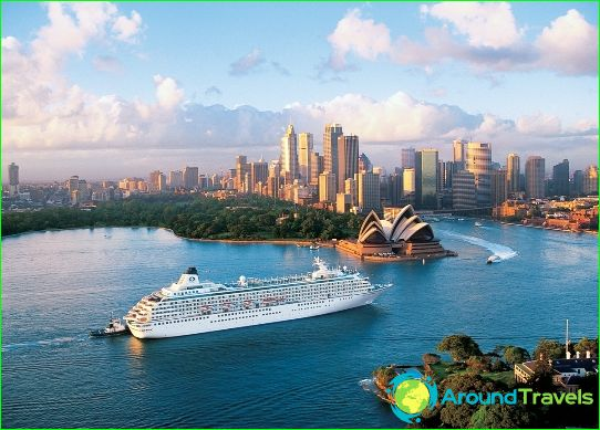 Cruises in Australië