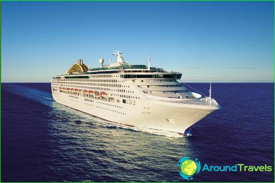 Cruises in de VAE