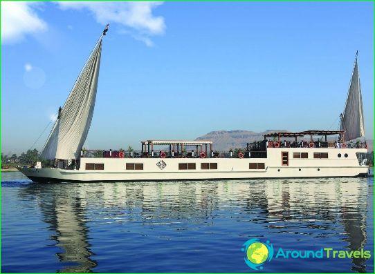 رحلات مصر البحرية