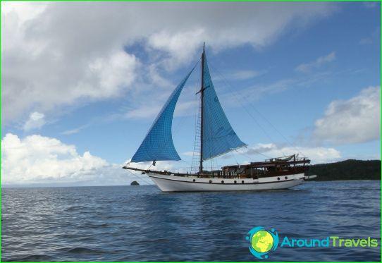 Indonesië Cruises