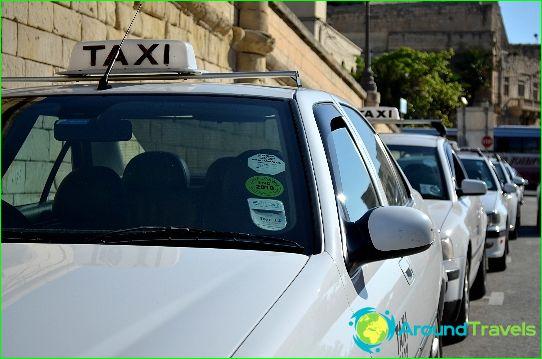 Transport in Malta