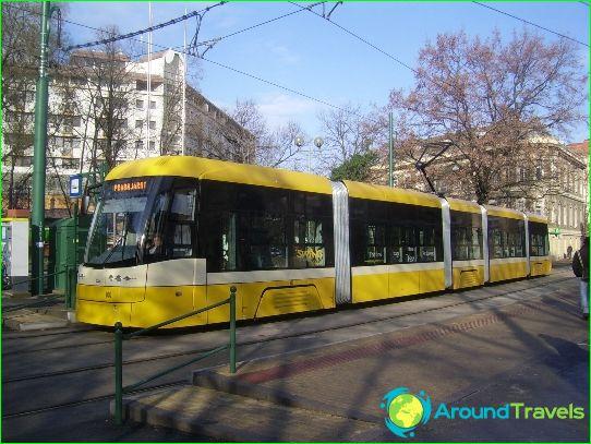 Kuljetus Unkarissa