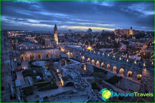 Jeruzalem is de hoofdstad van Israël