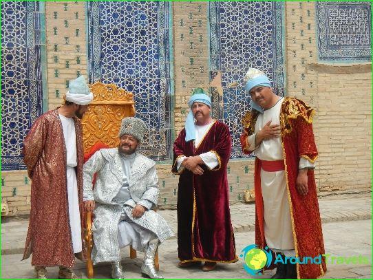Oezbekistan vakanties