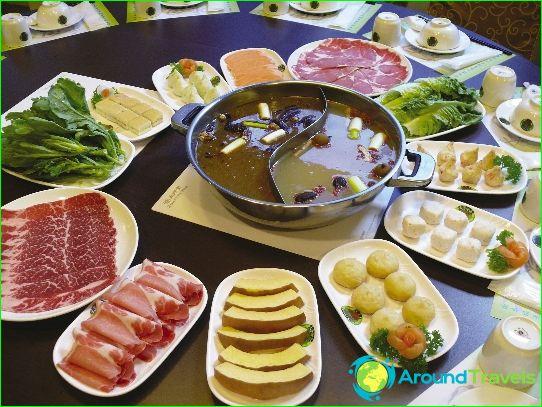 أطباق الصين