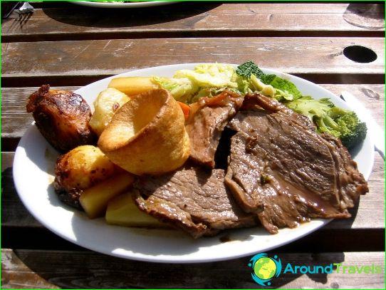 Britse gerechten