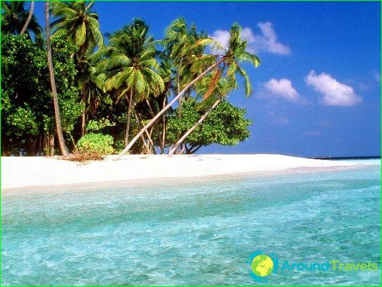 Vakantie op de Malediven in maart