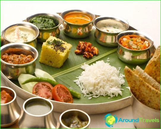أطباق الهند