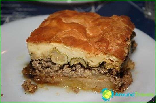 Кипърски ястия
