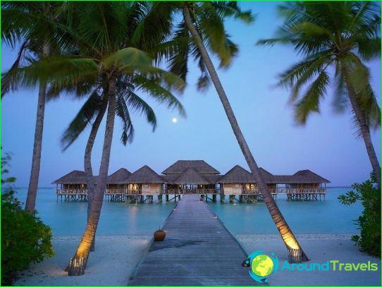 Vakantie op de Malediven in april