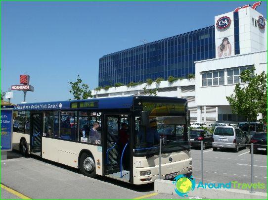 Транспорт във Виена