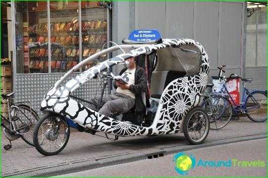 Kuljetus Amsterdamissa