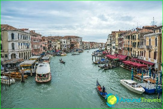 Transport in Venetië