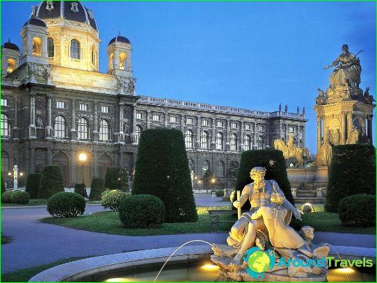 فيينا هي عاصمة النمسا