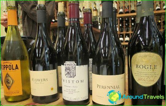 Yhdysvaltain viinit