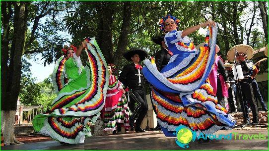 Почивки в Мексико