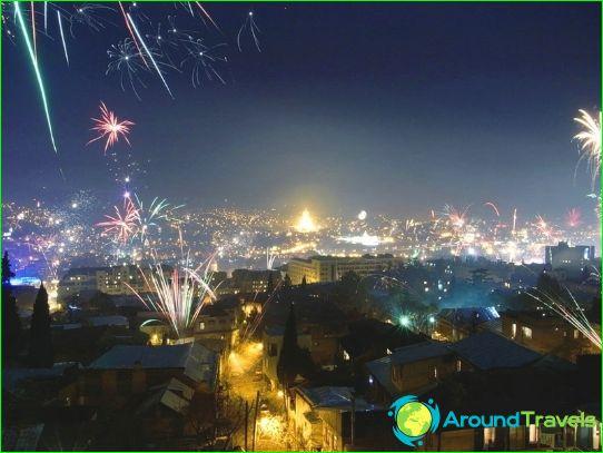 Vakantie in Abchazië