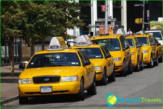 Kuljetus New Yorkissa