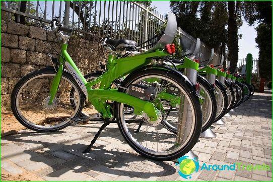 النقل في تل أبيب