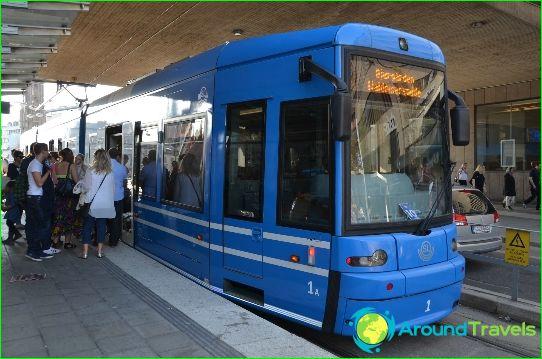 Transport in Stockholm