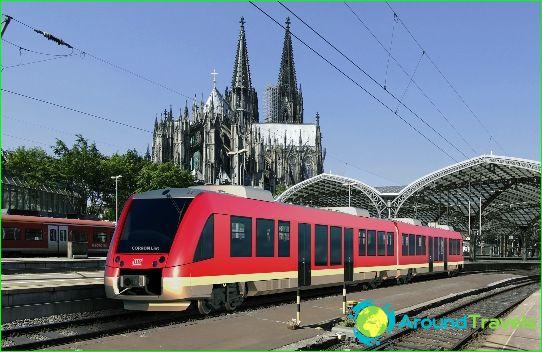 Transport in Keulen